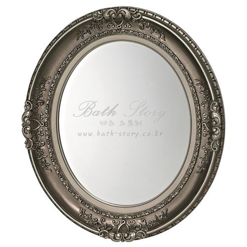 바스스토리엔틱 타원경 욕실거울/엔틱거울/화장대거울/인테리어 ...